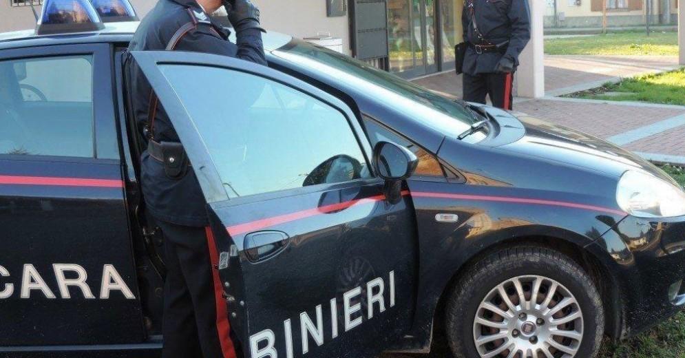 Martignacco, spacciatore 18enne fermato e denunciato dai carabinieri