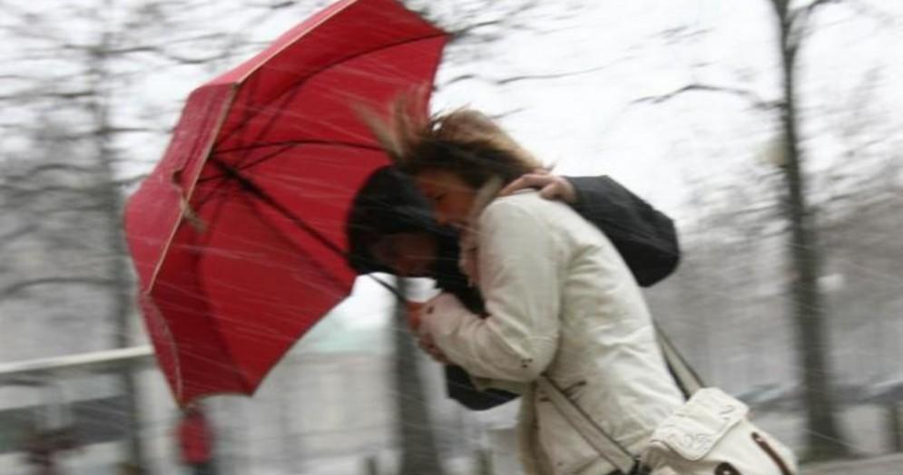 Forte vento in arrivo sul Fvg: c'è l'allerta meteo della Pc