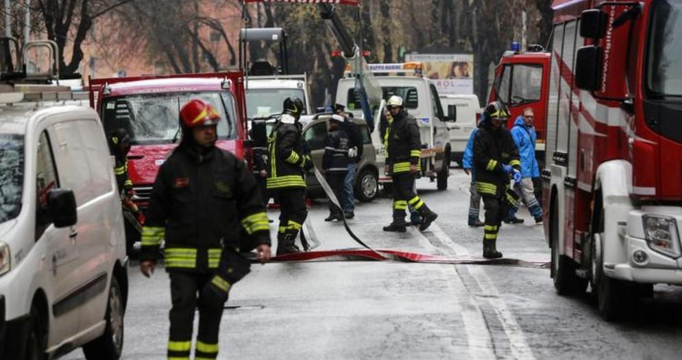 Castelletto, fuga di gas in via Piaggio: evacuato palazzo