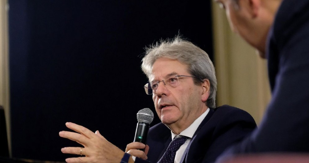 L'ex premier Paolo Gentiloni