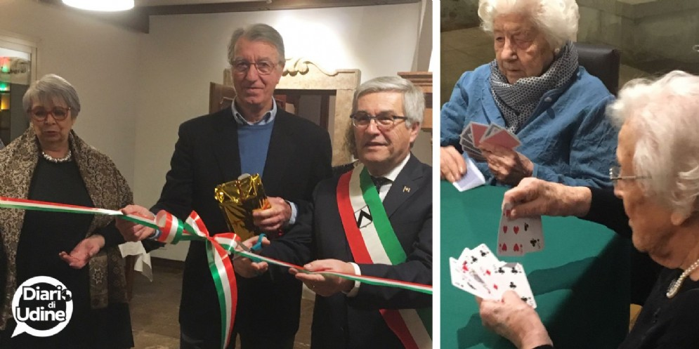 Aperta la nuova sede del Circolo Burraco Udine: boom di iscritti