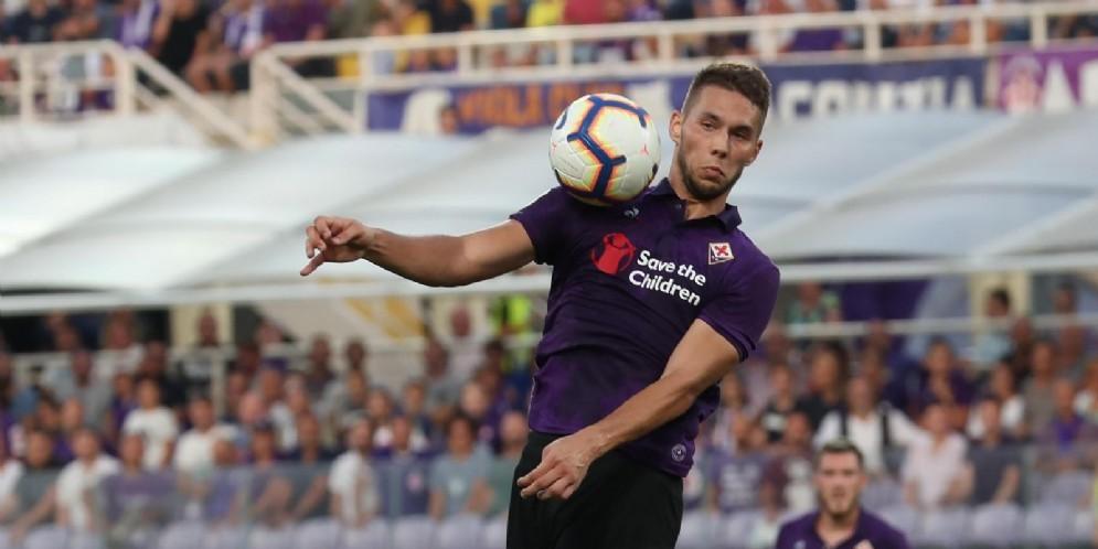 Marko Pjaca, attaccante croato di proprietà della Juventus ed attualmente in prestito alla Fiorentina