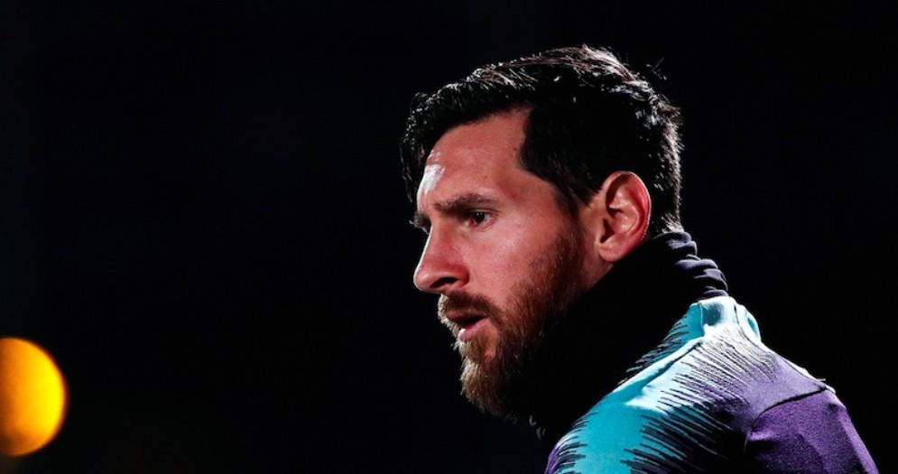 Trasferta-lampo di Lionel Messi a Sacile per una visita del nutrizionista
