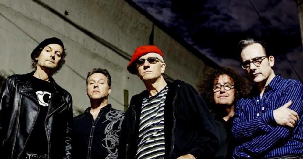 The Damned, punk rock band britannica, insieme a The Offspring sul palco di Lignano
