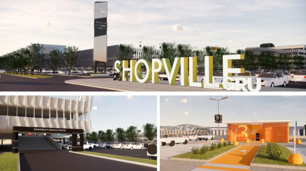 Le Gru, le immagini del nuovo centro commerciale in anteprima