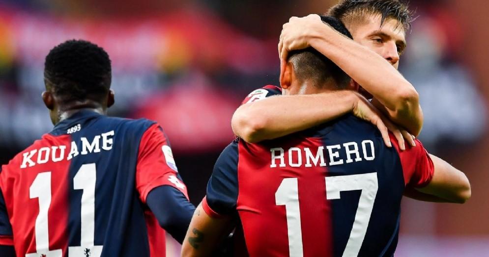Christian Kouamè e Cristian Romero: talenti del Genoa che piacciono alla Juventus
