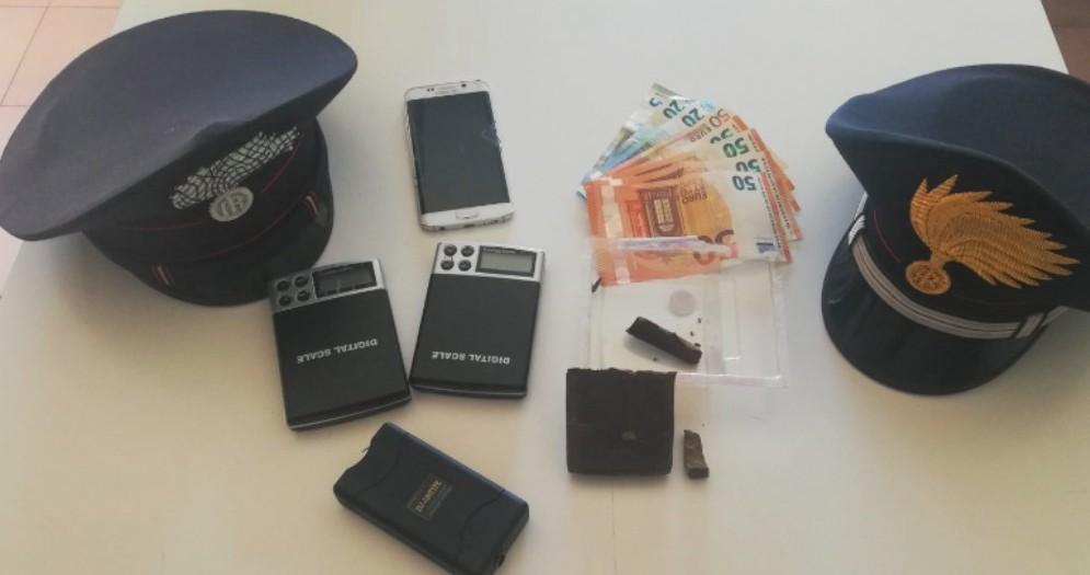 Udine, arrestato dai carabinieri uno spacciatore 26enne