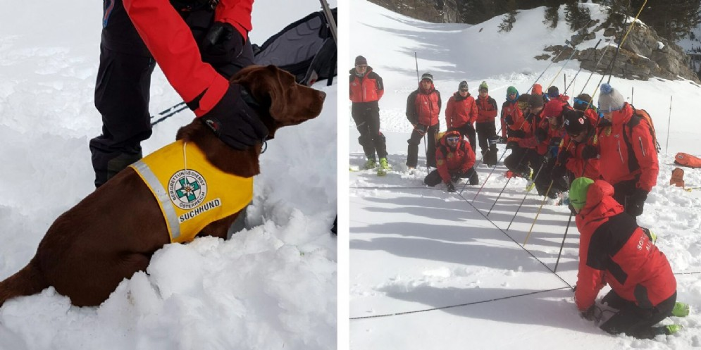 Più sicuri sulla neve: giornata formativa del Soccorso Alpino