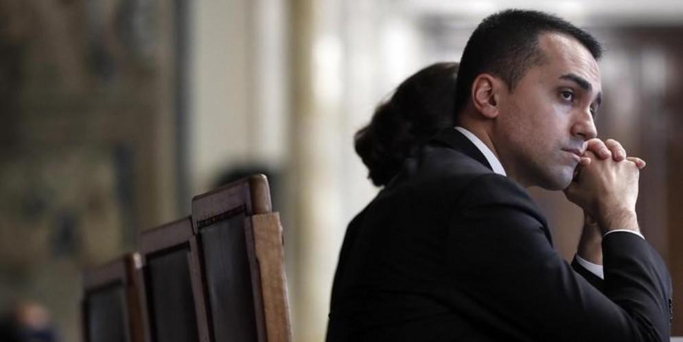 Reddito di Cittadinanza: Salvini rifiuta la tabella per la foto