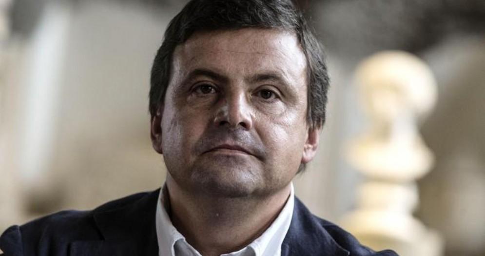 L'ex Ministro Carlo Calenda