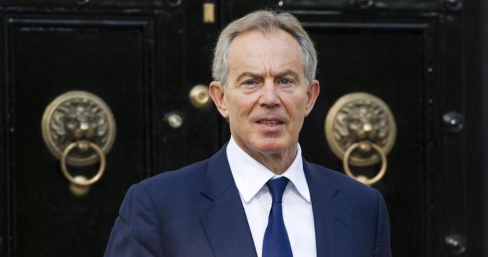 L'ex Primo Ministro britannico, Tony Blair