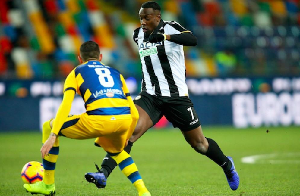 Un Parma cinico e concreto punisce l'Udinese