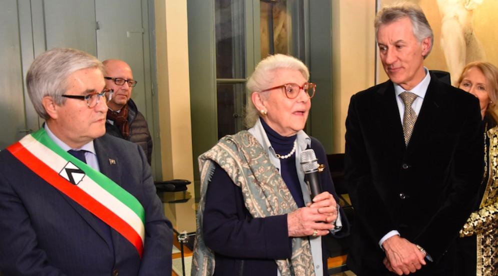 Giorno della Memoria: aperta la mostra 'Aurelio e Melania Mistruzzi, giusti tra le nazioni'