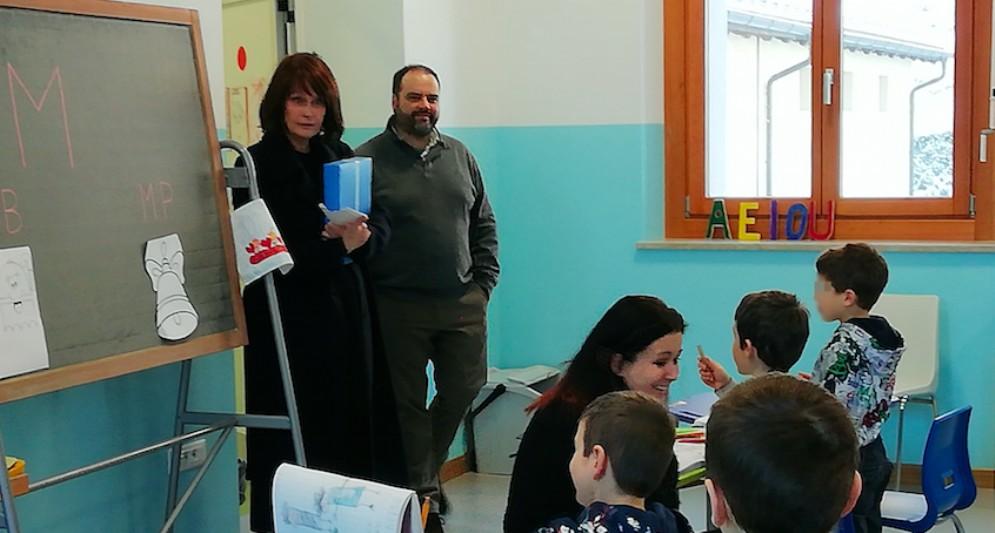 Istruzione: dalla Regione il riconoscimento per l'attività della scuola trilingue