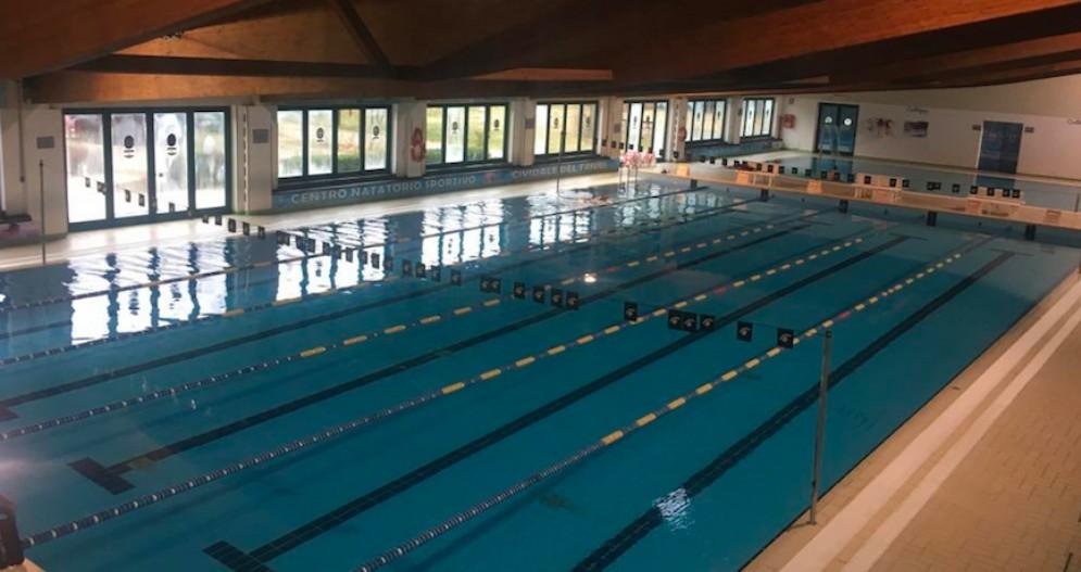 Nuovo sistema di climatizzazione in piscina: investiti 95 mila euro