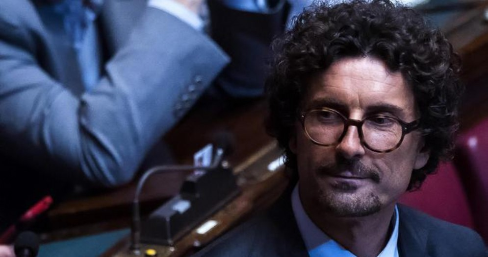 Danilo Toninelli, Ministro dei Trasporti
