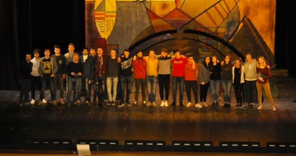 Gli studenti dell'Isis Malignani in scena a Berlino grazie al Teatro Nuovo Giovanni da Udine