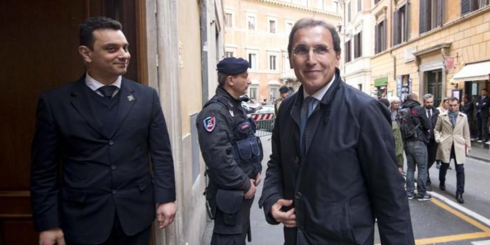 Francesco Boccia, candidato alla Segreteria del PD