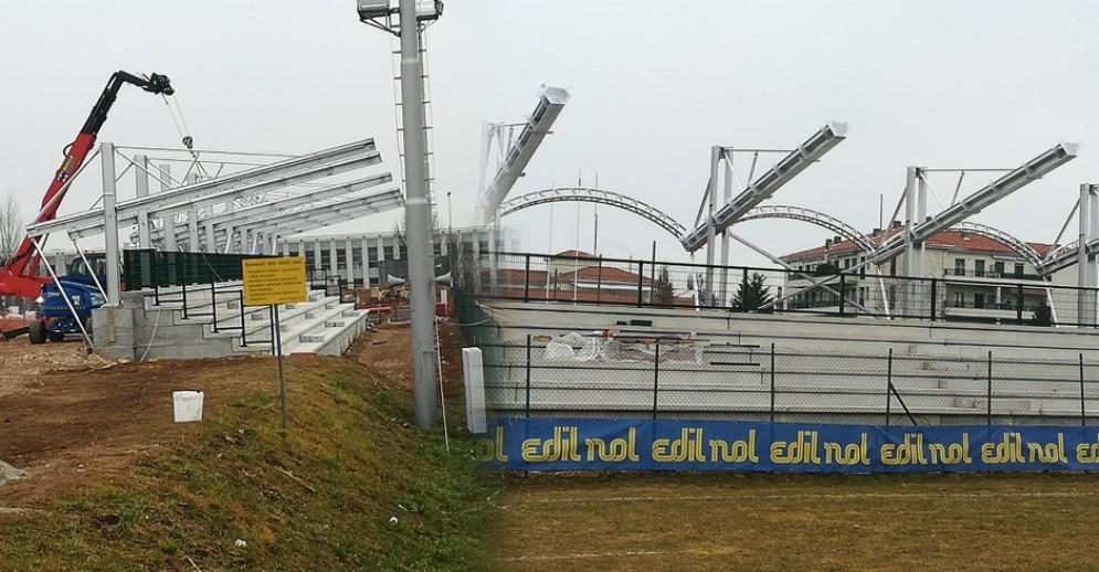 Stadio del Biella Rugby, il Comune si difende: «Sosteniamo lo sport locale, ecco il punto sui lavori»