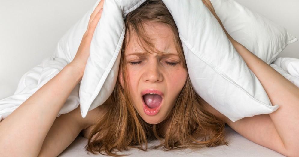 I 5 tipi di insonnia
