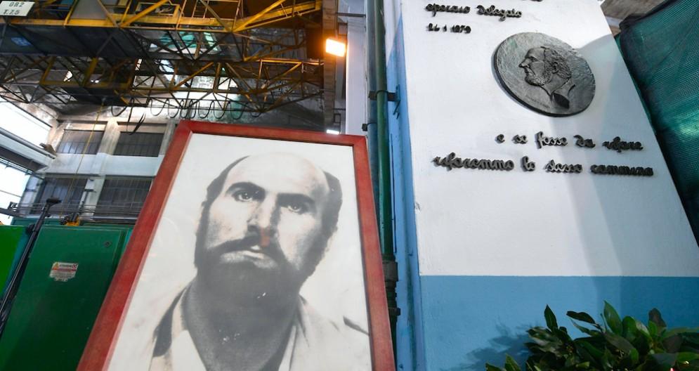 Walter Veltroni a Buja per ricordare la figura di Guido Rossa