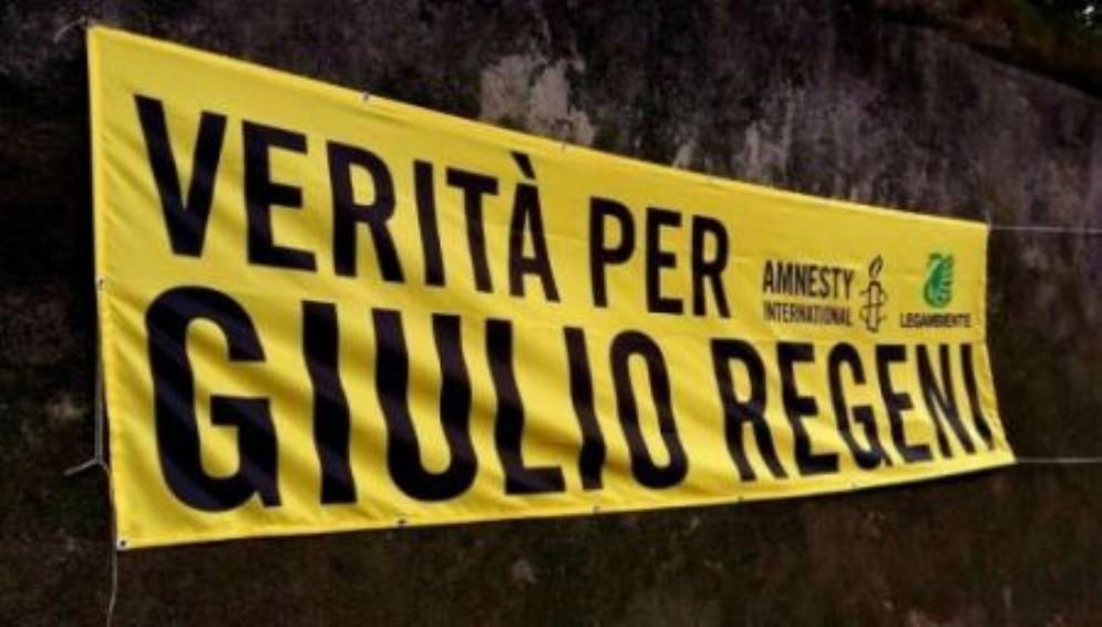Tre anni fa l'omicidio di Giulio Regeni: a Fiumicello fiaccolata con il presidente Fico