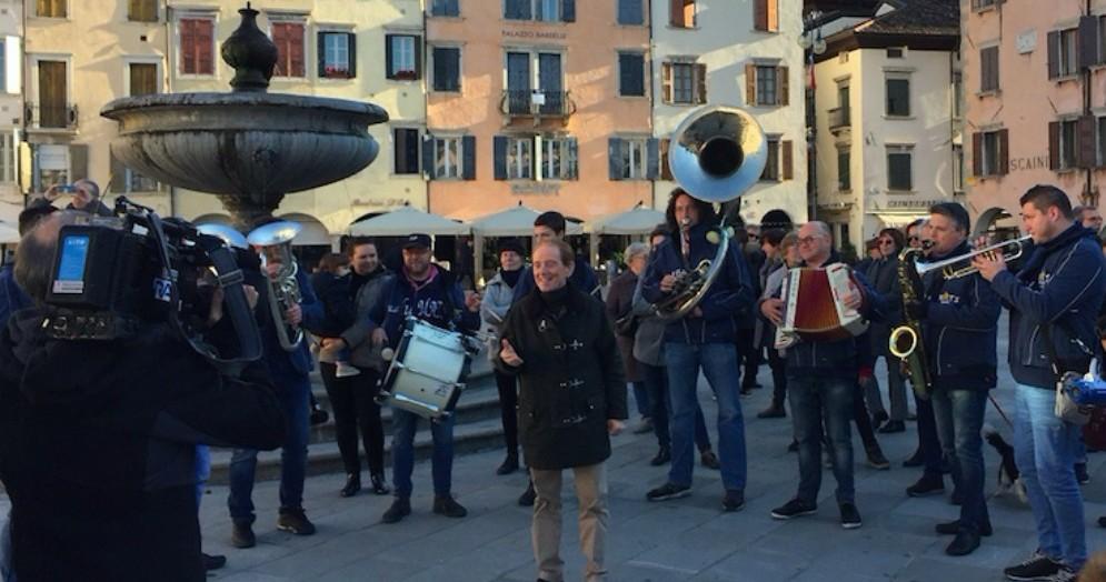 Sabato 26 gennaio i riflettori di'Sereno Variabile'si accendono su Udine