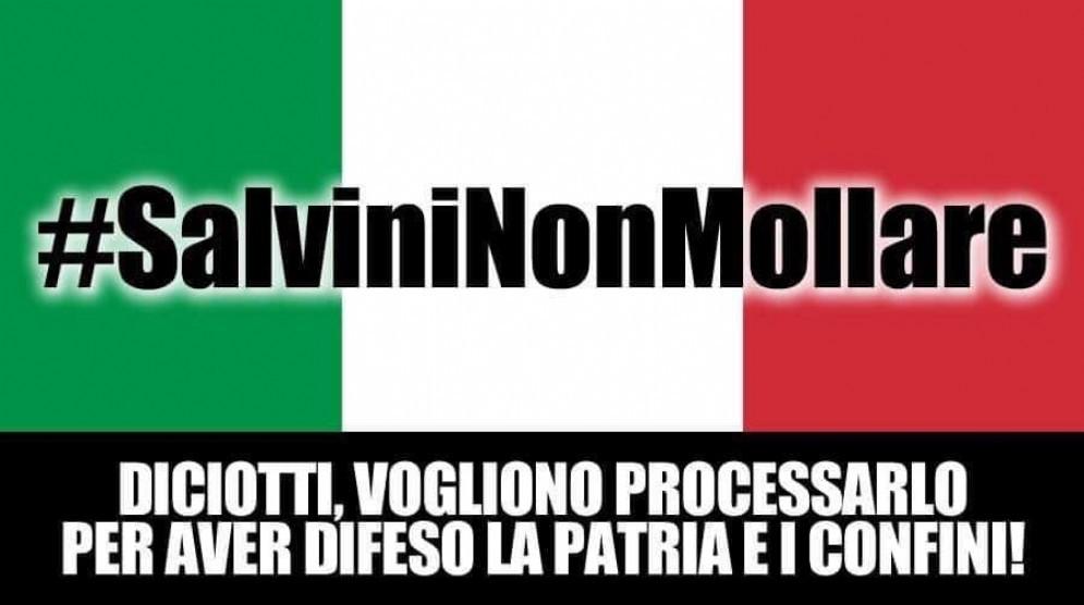 Processare Matteo Salvini? La Lega fa quadrato attorno al suo leader