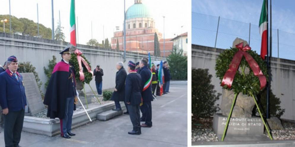 Giorno della Memoria: la Polizia ricorda i nove poliziotti morti nei campi di sterminio