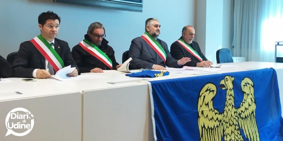 I sindaci friulani pronti a portare in tribunale Rai e governo