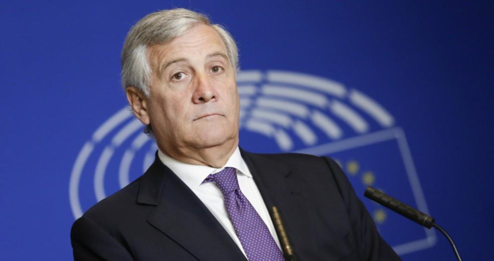 Antonio Tajani, vice presidente di Forza Italia