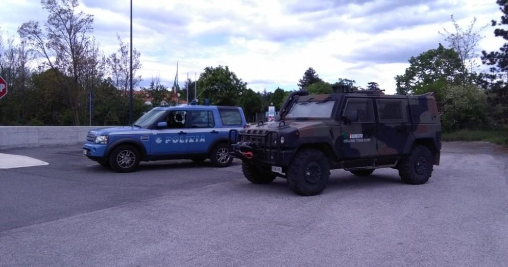 Latitante romena arrestata sul Carso: deve scontare 8 anni di carcere