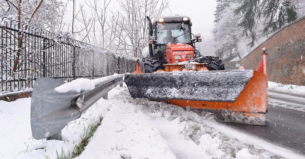 Neve in arrivo su Torino, Appendino: «10 centimetri in pianura, spazzaneve operativi»