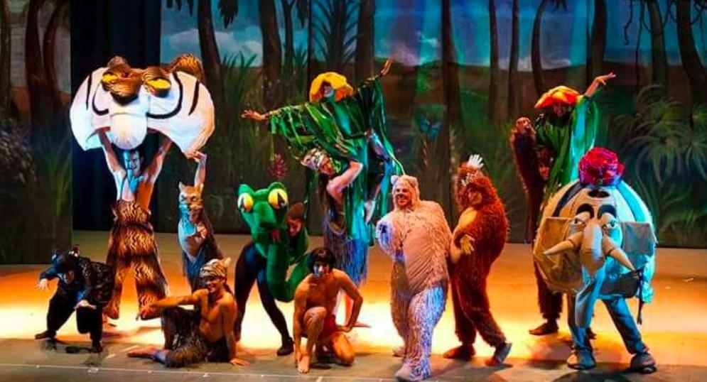 Il libro della giungla – Il musical' al Teatro Verdi di Gorizia
