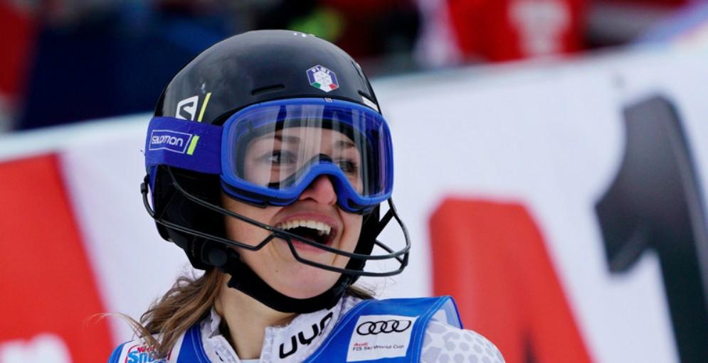 Lara Della Mea parteciperà ai Mondiali di sci alpino di Are