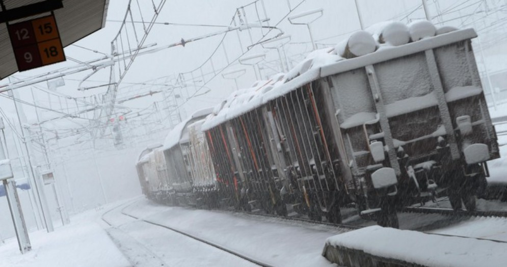 Maltempo: disagi in Valle di Susa, ritardi treni fino a 50 minuti