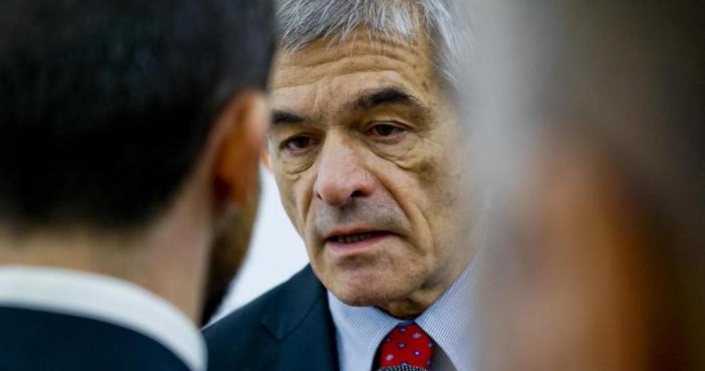 Il Presidente della Regione Piemonte, Sergio Chiamparino