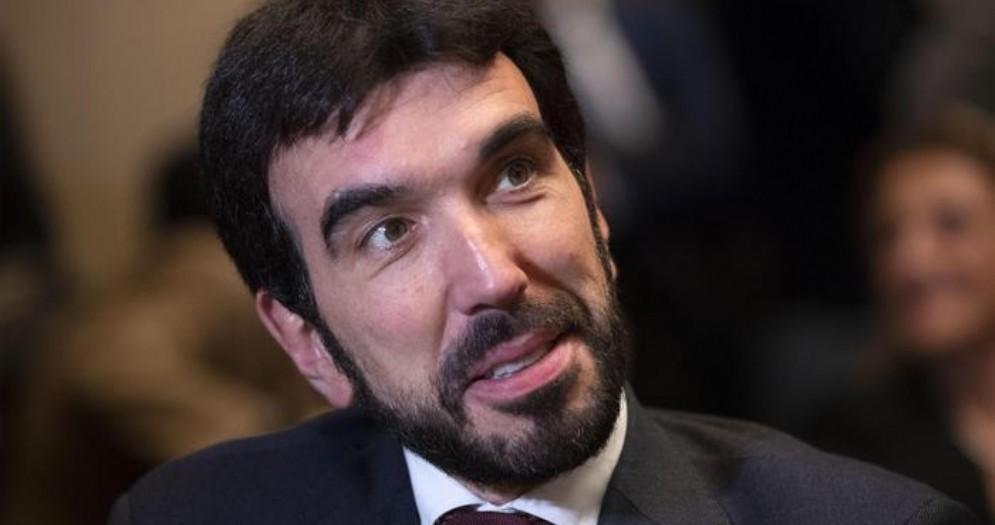 Maurizio Martina, candidato alla Segreteria del PD