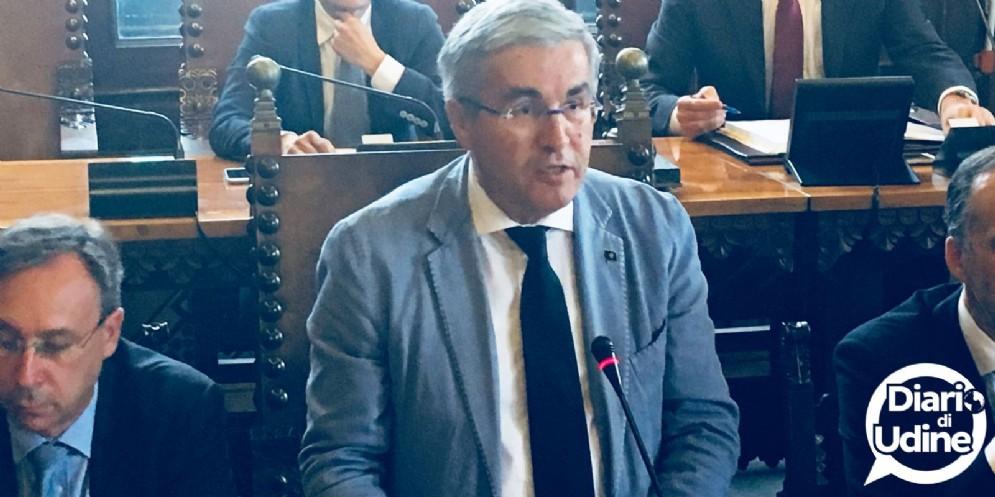 Bilancio, Fontanini: «Mantenuta la promessa di non alzare le tasse»