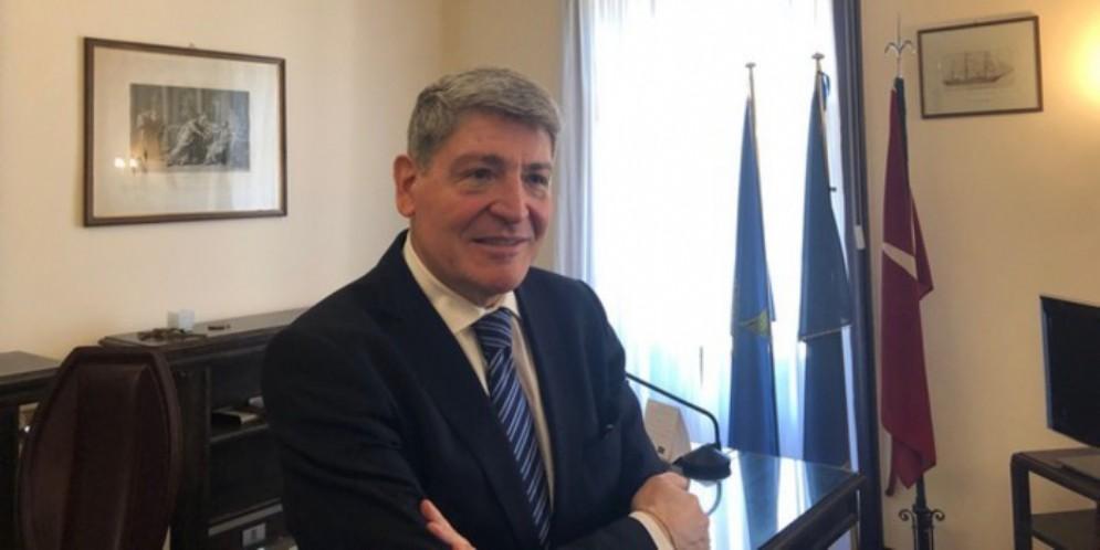 Il neo Prefetto di Trieste, Valerio Valenti