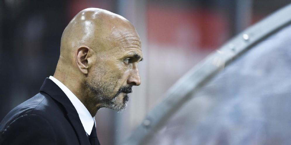 Luciano Spalletti, seconda stagione sulla panchina dell'Inter