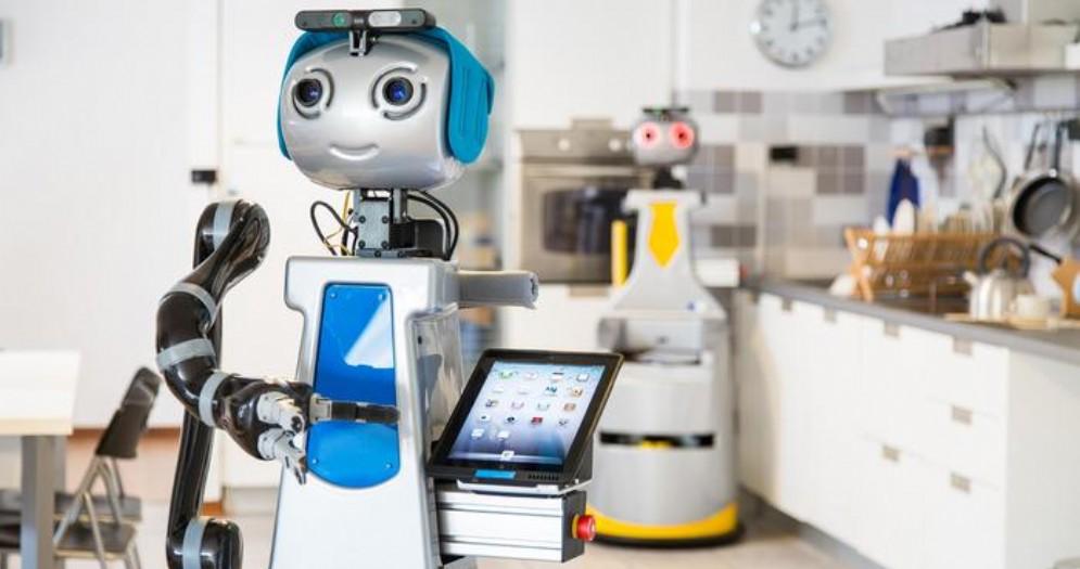 I robot sostituiranno l'uomo al lavoro, ma col tempo