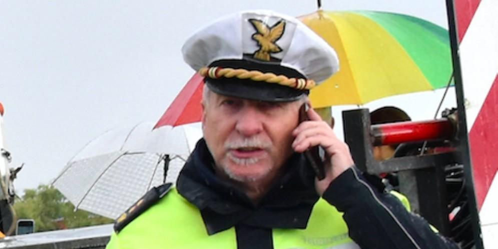 Polizia locale: ecco il nuovo comandante: è Eros Del Longo