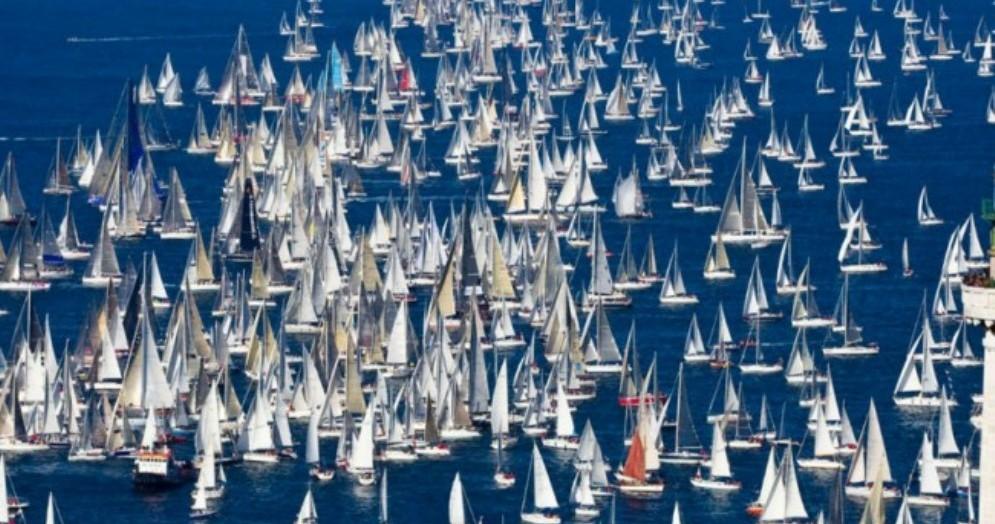 La Barcolana porta a Trieste 71,5 milioni di euro