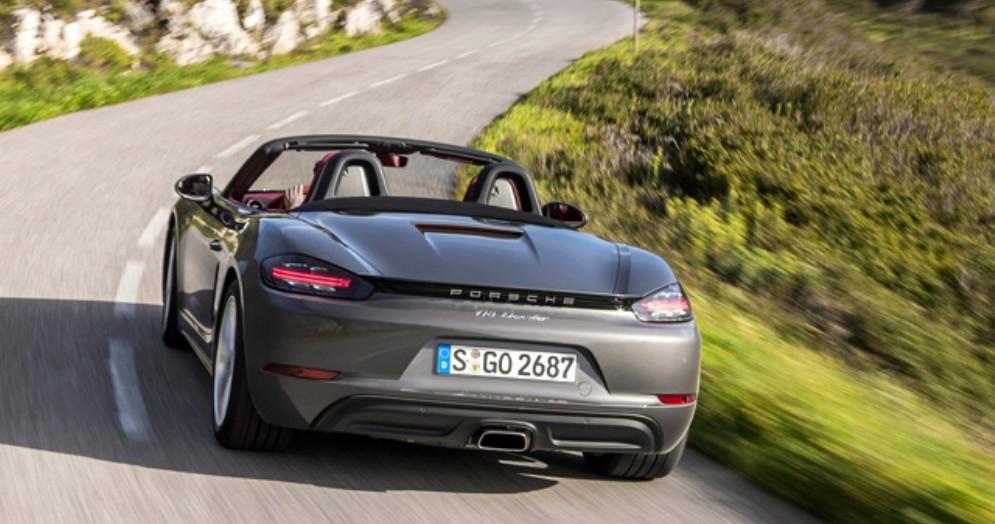 Porsche - Immagine di repertorio