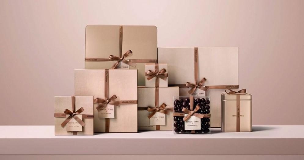 Arrivano i dolci d'alta moda firmati di Armani: saranno prodotti dal torinese Guido Gobino