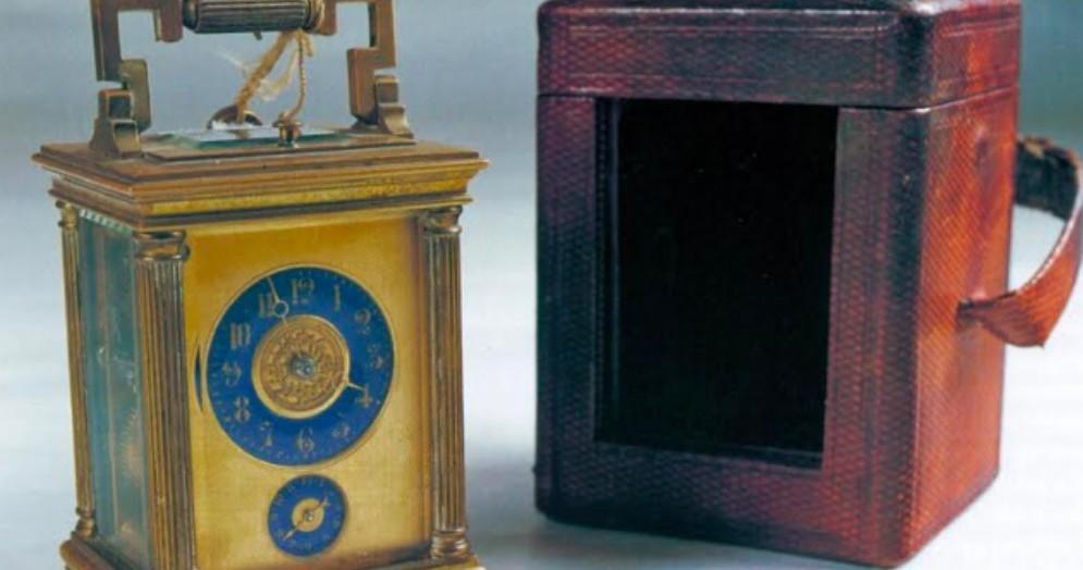 Palazzo Coronini apre sabato e domenica mostrando gli orologi da viaggio