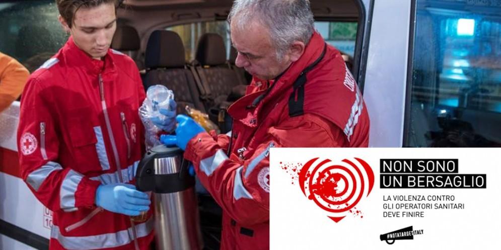 Cri Udine in campo contro il dilagare della violenza sugli operatori sanitari