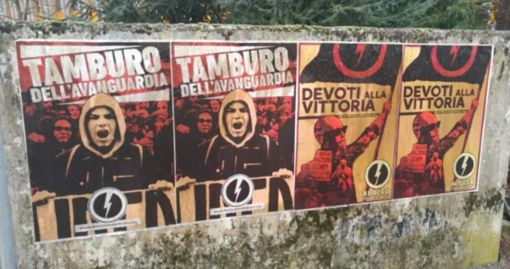 «Manifesti fascisti sulla scuola slovena di Gorizia»: la denuncia del Pd