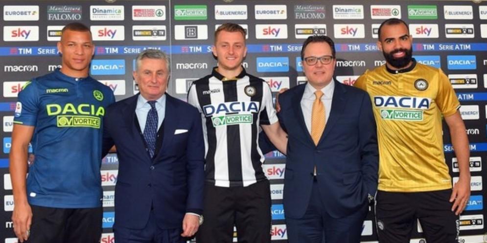 Udinese in difficoltà: per la dirigenza il problema è la contestazione dei tifosi